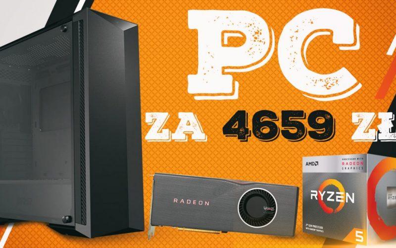 AMD Ryzen 5 3600 + RX 5700