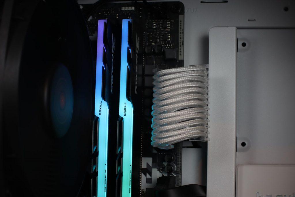 G.SKILL 3200 MHz - pamięci RAM w Actina Dedicated